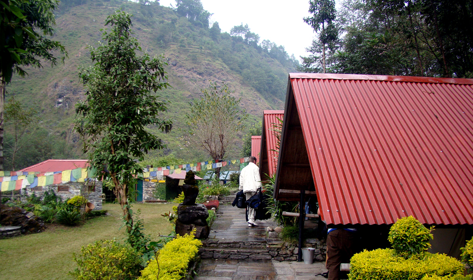 Resorts in Nepal - Borderlands